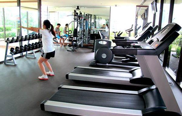 Villa-Asoke-bangkok-condo-fitness